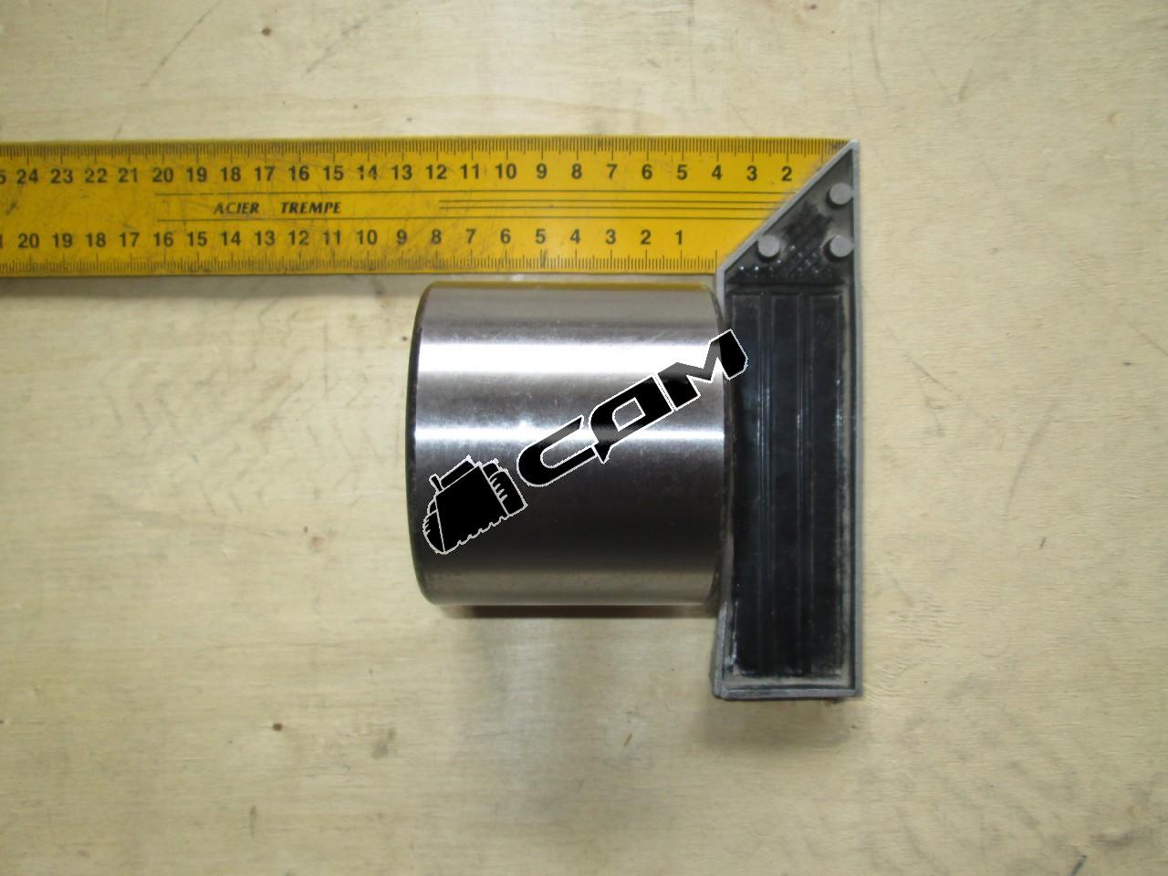Втулка пальца гидроцилиндра ковша 80х60х70 CDM833 ZL30-710004A