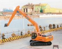 Doosan DX300LCA SLR